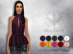 Lana CC Finds - Stefani Top by Sentate