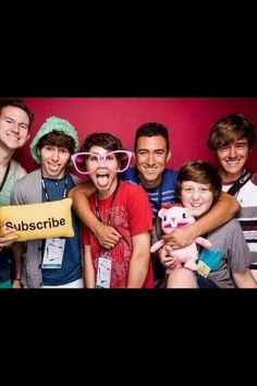 O2L when they were whole <3 They helped save me and I love them so much for that c: Ricky/Jc/Sam/Ricardo/Trevor/Connor