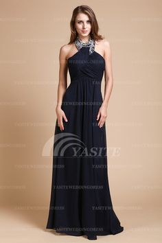 Just 119$!!!!!!!!!!  http://www.yastdress.com/p_2014-halter-zipper-a-line-chiffon-beaded-cheap-evening-dresses-prom-dresses-party-dresses