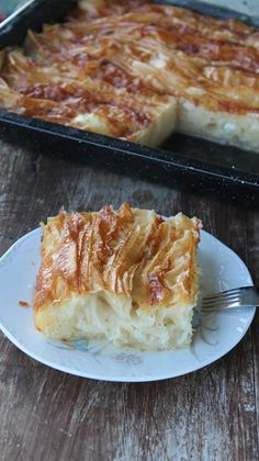 Greek Desserts, Greek Recipes, Food Network Recipes, Cooking Recipes, The Kitchen Food Network, Filo Pastry, Greek Cooking, Vegan Baking, Aesthetic Food