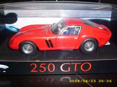 Ferrari 250 GTO ~ Hot Wheels Elite ~ 1:18 ~ limitiert ~ | eBay