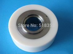 SPM SP402 Stainless Steel Ceramic Pinch Roller for Korean WEDM-LS Wire Cutting Machine Spare Parts