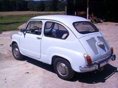 La mia prima auto nel 1959