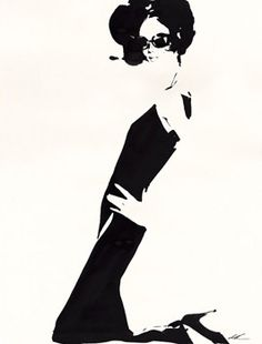 ...getting ready for the weekend... (david downton)