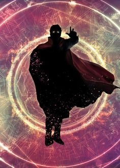 "Beautiful ""Doctor Strange"" metal poster created by Marvel . Marvel Comics Art, Marvel Comic Books, Marvel Memes, Marvel Characters, Marvel Avengers, Dr Strange Poster, Doc Strange, Doctor Strange Comic, Marvel Infinity"