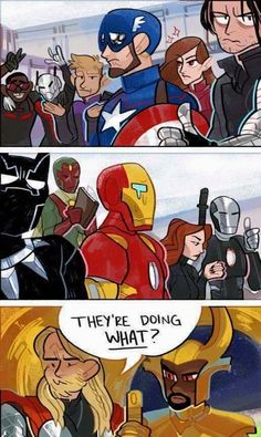 Hahahaha Civil War