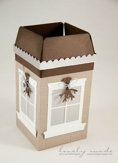 20151005 (62 von 78) Licht Box, Real Estate Gifts, Paper Pop, Led Tea Lights, Envelope Punch Board, Paper Crafts, Diy Crafts, Jingle All The Way, Explosion Box