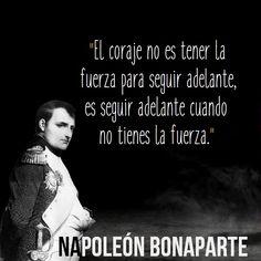 Imágenes con Frases de Napoleón Bonaparte