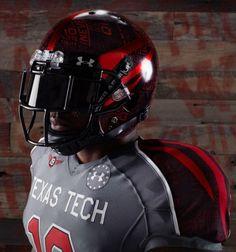 2013 Texas Tech Lone Survivor Uniform