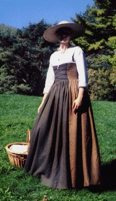 Flemish gown reversed to alternate color