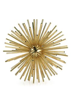 Kelly Wearstler.com | Kelly Wearstler Home Objects Brass Kaleidoscope 18""