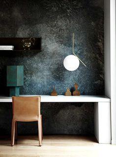 Una oficina minimalista y moderna. | Galería de fotos 6 de 11 | AD MX