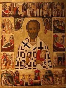 Feast of: Saint Nicholas (270 – 343) Nicholas was born in Asia Minor in the Roman Empire, to a Greek family during the third century in the city of Patara in present-day Turkey. He was very religious from an early age and according to legend, Nicholas ...(Read the rest of the story here:) https://www.facebook.com/St.Eugene.OMI/?ref=hl