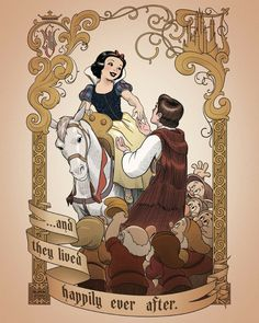 In honor of the film's anniversary, artists around the Walt Disney Company created Snow White and the Seven Dwarfs-inspired art in their own style. Arte Disney, Disney Love, Disney Magic, Disney Films, Disney And Dreamworks, Disney Pixar, Snow White Art, Snow White Disney, Jim Henson