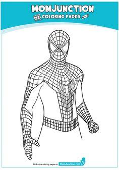 The Spiderman versus Coloring Page Dog Coloring Page, Coloring Pages, Marvel Drawings, Art Drawings, Spiderman Coloring, Amazing Spiderman, Coloring Sheets, Cartoon, Fun Stuff