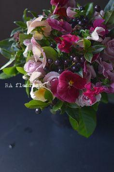 Rieko Ando RA fleuriste blog