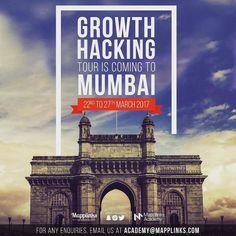Next stop: Mumbai! Looking for people to help with live tweeting live video and photos. Refer your contacts  #mumbai #bombay #mumbaigram #growthhackers #entrepreneur #startuplife #mumbaidiaries #digitalmarketers #mumbaitimes #marketingdigital #picoftheday #l4l #growth #startups #growthmindset #lookingforstuff Looking For People, Growth Mindset, Startups, Mumbai, Digital Marketing, Entrepreneur, Tours, Live, Instagram Posts