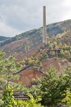 Osarizawa mine, Akita, Japan