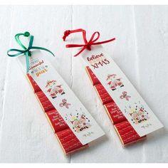 5 Colores Navidad en imán Niños Regalo De Navidad Artesanía actividad Stocking Relleno oferta