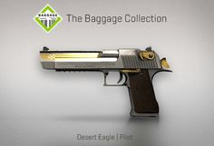 Counter-Strike Global Offensive: The Baggage Collection: Desert Eagle Pilot