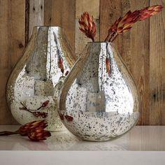 Silver Mercury Vases | west elm - Our each price $ 3.00 , $ 4.00 sharmaoverseas6@yahoo.co.in