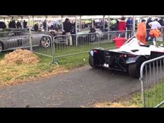 Cholmondley Pageant of Power - YouTube