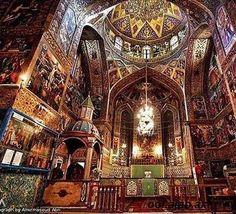 Vank Cathedral. Isfahan, Iran.