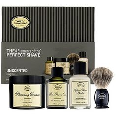 The Art of Shaving Valentines Day Gift For Him