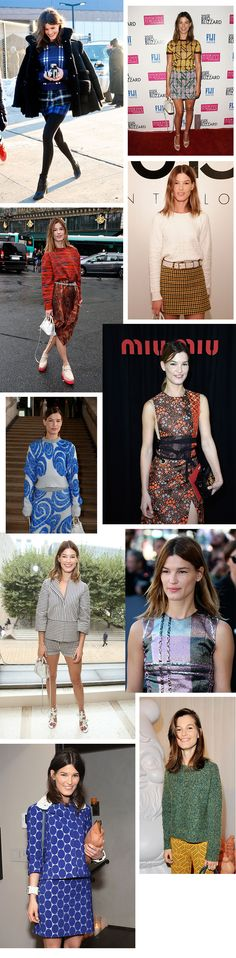 Shop stilen til Hanneli Mustaparta: mønstermix   Stylista.no Hanneli #hanneli #hannelimustaparta #style #stil #mote #fashion #fashionista #streetstyle  Mer mote på/ More fashion at  http://www.stylista.no