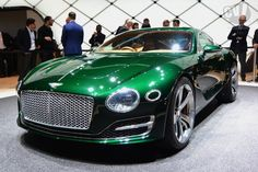 Bentley EXP10 Speed Six