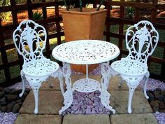 2 Seater Coral Set