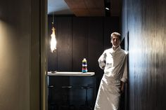 CHEF OF THE DAY - CUOCO DEL GIORNO Massimiliano Alajmo | Foto Lido Vannucchi