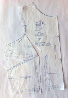 City Stitching with Christine Haynes: Emery Dress Sew-Along: How To Do A Full Bust Adjustment