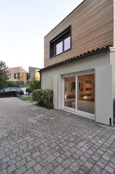 house AS Addition to an existing  historical building in Dolo, Venice