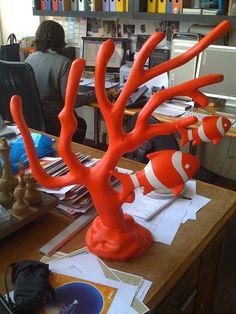 Entreprises — Lancelot & Cie réalise toutes sortes de décors sculptés