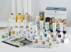 FOREVER LIVING PRODUCTS. Available from www.katedixon.myforever.biz