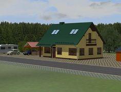 Modernes Eigenheim 5A, 6A, und 7A als Sparset. Ab EEP7