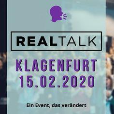Wer ist morgen beim RealTalk II bei uns im VolXhaus - Klagenfurt ? #volXhausKlagenfurt #WeAppU #Realtalk #EinEventDasVerändert #Motivation #Story #Talk #redner #klagenfurt