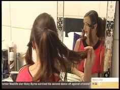 Hairspray Ponytail on Ireland AM with Tori Keane Hair Brained, Hairspray, Ponytail, Ireland, Tv, Hair Styles, Youtube, Beauty, Hair Plait Styles