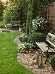 Low Maintenance Garden Design 45 Amazing Front Yard Landscaping Ideas To Make Your Home More Awesome.Low Maintenance Garden Design 45 Amazing Front Yard Landscaping Ideas To Make Your Home More Awesome Unique Garden, Diy Garden, Shade Garden, Spring Garden, Garden Yard Ideas, Simple Garden Ideas, Cheap Garden Ideas, Cacti Garden, Simple Garden Designs