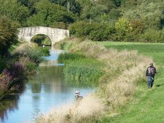 Wilts  Berks Canal restored in Swindon