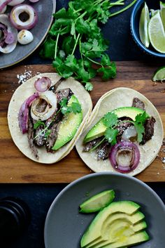 Carne Asada Tacos l