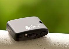Kleinster sparsamster GPS Logger (22g schwer !) mit automatischer Abschaltung bei in Ruhe (860E GPS)