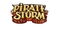 Pirate Storm: Death or Glory video game goes live Logo Desing, Game Logo Design, Film Movie, Video Game Logos, Pirate Games, Japanese Logo, Entertainment Logo, App Logo, Game Icon