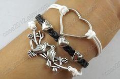 Couples- silver- Bracelet
