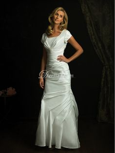 a wedding dress idea for Jenny