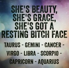 True, just take out grace... And beauty...