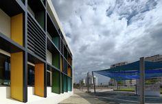 Galería de Escuela Primaria en Tel Aviv / Auerbach Halevy Architects - 5