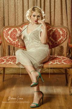The Great Gatsby, Bright Eyes, Retro, Dresses, Fashion, Sparkling Eyes, Vestidos, Moda, Fashion Styles