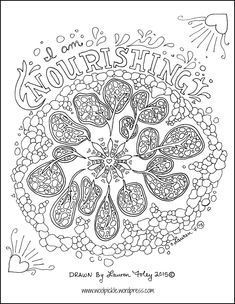 """Free Mammary Gland Coloring Page by Lauren Foley """"I would be delighted if you would share your finished coloring pages with me either by emailing them to thewoolpickle@wordpress.com, posting on my Facebook page, linking me to your blog, or tagging them with #coloringwithwoolpickle on Instagram!"""""""
